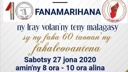 Flyer-Iray volany teny malagasy 27 jona 2020 - flyer-2