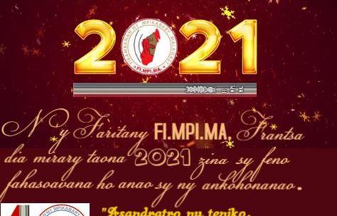 Fiarahabana taom-baovao 2021 FIMPIMA Frantsa